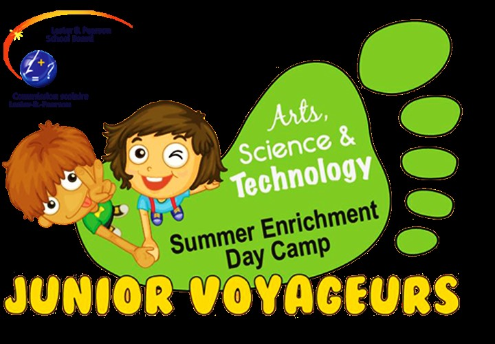 Junior Voyageurs Day Camp 2017